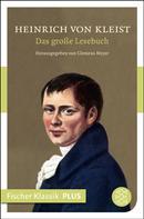 Clemens Meyer: Das große Lesebuch