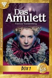 Das Amulett Jubiläumsbox 1 – Mystikroman - E-Book 1-6