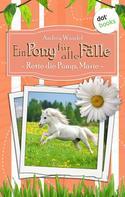 Andrea Wandel: Ein Pony für alle Fälle - Zehnter Roman: Rette die Ponys, Marie! ★★★★★