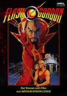 Arthur Byron Cover: FLASH GORDON