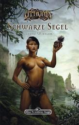 DSA 144: Die Rose der Unsterblichkeit 2 - Schwarze Segel - Das Schwarze Auge Roman Nr. 144