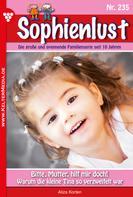 Aliza Korten: Sophienlust 235 – Familienroman ★★★★★