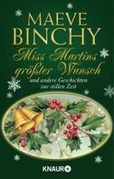 Maeve Binchy: Miss Martins größter Wunsch ★★★★