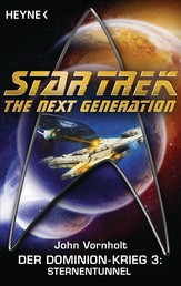 Star Trek - The Next Generation: Sternentunnel - Der Dominion-Krieg 3 - Roman