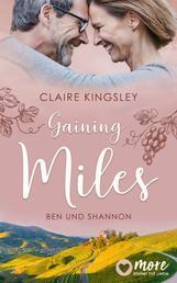 Gaining Miles - Ben und Shannon
