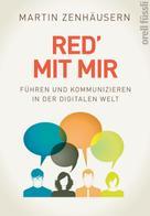 Martin Zenhäusern: Red' mit mir ★★★