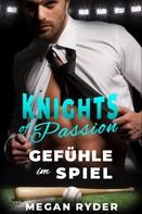 Megan Ryder: Knights of Passion - Gefühle im Spiel ★★★★