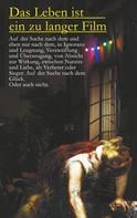 Kain Isaak: Das Leben ist ein zu langer Film