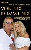 Carmen Geiss: Von nix kommt nix ★★★