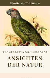 Humboldt: Ansichten der Natur