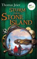 Thomas Jeier: Sturm über Stone Island