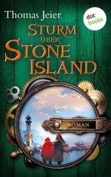 Sturm über Stone Island - Roman