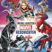 Meine liebsten Marvel-Geschichten - Perfekt für Zwischendurch: kurze Vorlesegeschichten für Kinder ab 6 Jahren