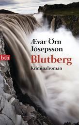 Blutberg - Kriminalroman