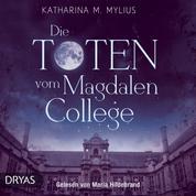 Die Toten vom Magdalen College - Ein Oxford-Krimi