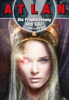 Hans Kneifel: ATLAN X Tamaran 1: Die Prophezeiuung von Sais ★★★★