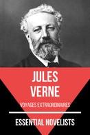 Jules Verne: Essential Novelists - Jules Verne
