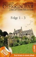 Matthew Costello: Cherringham Sammelband I - Folge 1-3 ★★★★