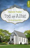 Earlene Fowler: Tod am Altar ★★★★