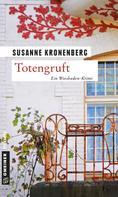 Susanne Kronenberg: Totengruft ★★★★