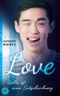 Jasmin Whiscy: Love