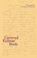 Gertrud Kolmar: Briefe
