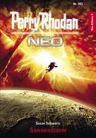 Susan Schwartz: Perry Rhodan Neo 183: Sonnensturm ★★★★