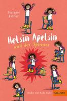 Stefanie Höfler: Helsin Apelsin und der Spinner ★★★★★