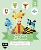 Amigurumipatterns.net: Tierisch süße Häkelfreunde 4 ★★★★★