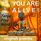 Tanja Play Nerd: You Are Alive!