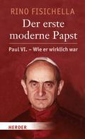 Rino Fisichella: Der erste moderne Papst