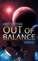 Kris Brynn: Out of Balance - Verrat ★★★
