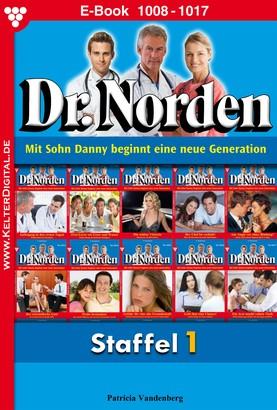 Dr. Norden Staffel 1 – Arztroman