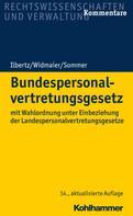 Wilhelm Ilbertz: Bundespersonalvertretungsgesetz