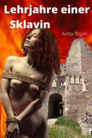 Anita Rojan: Lehrjahre einer Sklavin