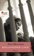 Toni Morrison: Solomons Lied ★★★★