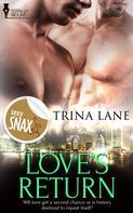 Trina Lane: Love's Return