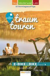 traumtouren E-Bike & Bike Band 3 - 15 Sonntagsausflüge Sieg, Westerwald, Lahn