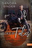 Sandra Binder: Biker Tales: Schatten der Seele ★★★★