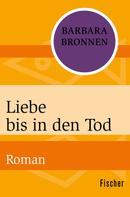Barbara Bronnen: Liebe bis in den Tod ★★★★