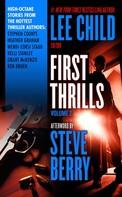 Lee Child: First Thrills: Volume 2 ★★★★