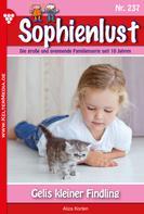 Aliza Korten: Sophienlust 237 – Familienroman ★★★★★