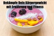 Bekämpfe Dein Körpergewicht mit guter Ernährung und Fitness - Ein schlanker Körper und eine gute Fitness sind für jeden etwas, ich helfe Dir Deinen Weg zum besseren Körper zu finden