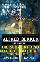 Die Schwert und Magie Bibliothek Dezember 2020 - 3500 Seiten Fantasy