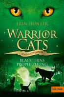 Erin Hunter: Warrior Cats - Special Adventure. Blausterns Prophezeiung ★★★★★