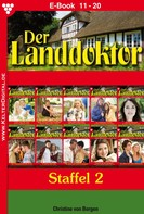Christine von Bergen: Der Landdoktor Staffel 2 – Arztroman