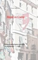 Susanne Hottendorff: Mord in Cádiz