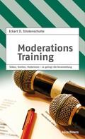 Eckart D. Stratenschulte: Moderationstraining