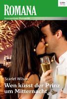 Scarlet Wilson: Wen küsst der Prinz um Mitternacht? ★★★★
