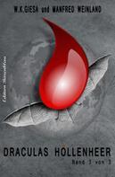 W. K. Giesa: Draculas Höllenheer (Die Vampir-Klinik Band 3)